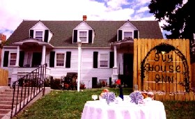 The Ivy House Inn Bed & Breakfast in Casper, Wyoming