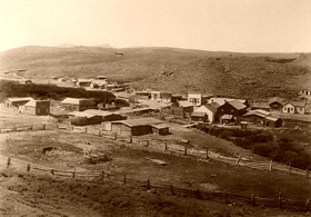 South Pass City, Wyoming, 1906