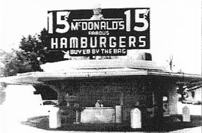 First McDonalds in San Bernardino California