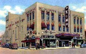 KiMo Theatre in Albuquerque New Mexico along Route 66