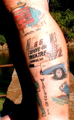Route 66 Tattoos