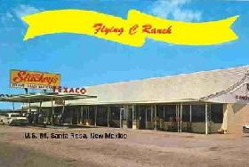 Stuckey's in Santa Rosa, New Mexico
