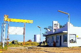 Sugar Shack in Shamrock Texas