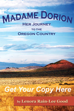 Madame Dorion, Her Journey To The Oregon Country
