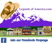 Join Legends of America's Facebook Fan Page