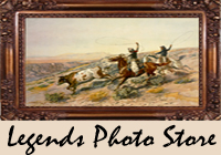Legends Photo Store