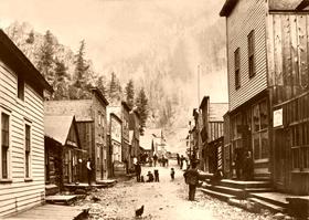 Creede, Colorado, 1892