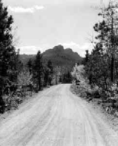 Devils Head Mountain, Colorado-1925