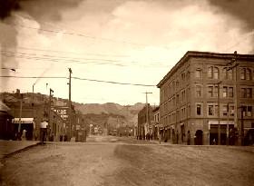 Victor, Colorado in 1890.
