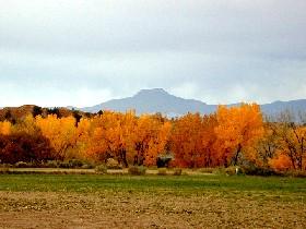 Cerro Pedernal Peak