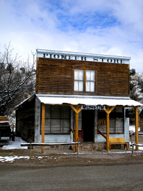 Pioneer Store Museum, Chloride, New Mexico