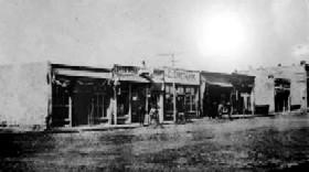 Early Santa Rosa, New Mexico