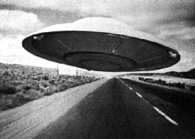 UFO's were allegedly seen all over the country in 1947.