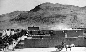 Fort Seldon, New Mexico, 1875