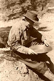 Gold Panning in New Mexico