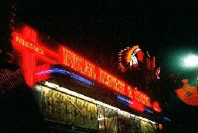 Indian Jewelry Neon Sign, Albuquerque, New Mexico