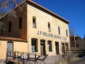 Silver Creek Inn, Mogollon, New Mexico