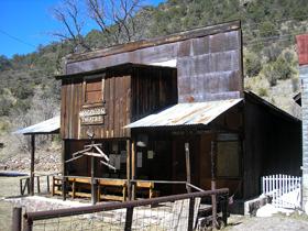 Mogollon Theatre, Mogollon, New Mexico