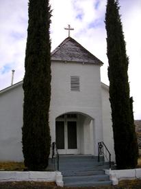 San Lorenzo Catholic Church, Placita, New Mexico