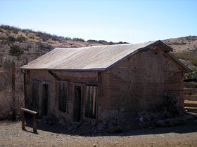 Mail Station, Shakespeare, New Mexico