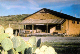 General Merchandise Store, Shakespeare, New Mexico