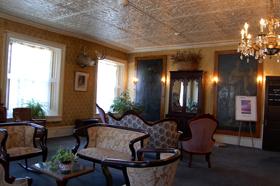 St James Hotel Interior