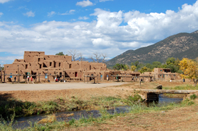Taos Pueblo, Taos, New Mexico