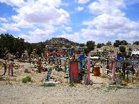 Tiny Town, New Mexico