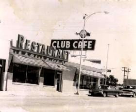 Old Club Cafe, Santa Rosa, New Mexico