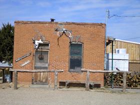 No Scum Allowed Saloon, White Oaks, New Mexico