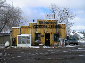 Winston, New Mexico General Store