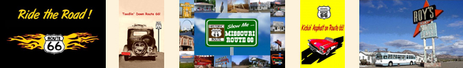 Route 66 Posters & Prints