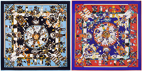 Silk Kachina Scarves