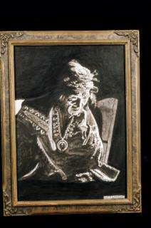 Original Fred Lambert Painting
