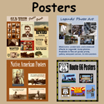 Custom Posters only available at the Rocky Mountain General Store