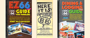 Route 66 Journey Basics - Books and Maps Package