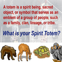 Native American Totems and their meanings