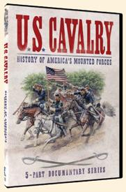 US Cavalry DVD