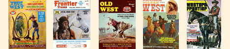 Vintage Western Magazines from Legends of America
