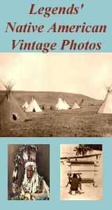 Vintage Native American Photo Prints