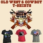 Cowboy and Old West T-Shirts From Legends' General Store