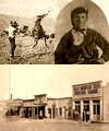 Vintage Old West Photo Prints