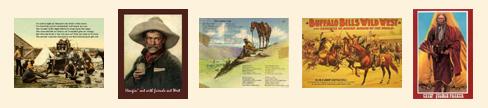 Old West Postcards