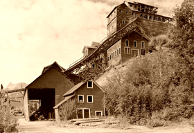 Kennecott Copper Mine, Alaska