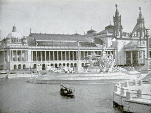 Peabody & Stearns: Machinery Hall, Worlds Columbian Exposition (Worlds Fair), Chicago 1893