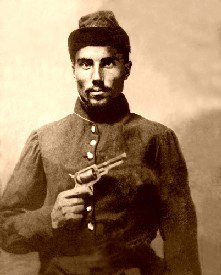 African-American Soldier