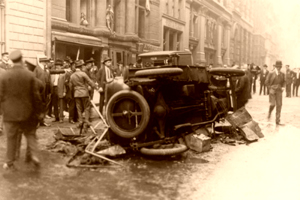 Anarchist bombing in New York City