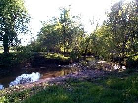 Big Turkey Creek in Kansas
