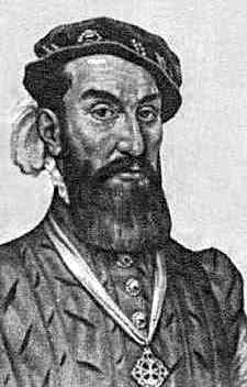 Alvar Nunez Cabeza de Vaca, Spanish Explorer