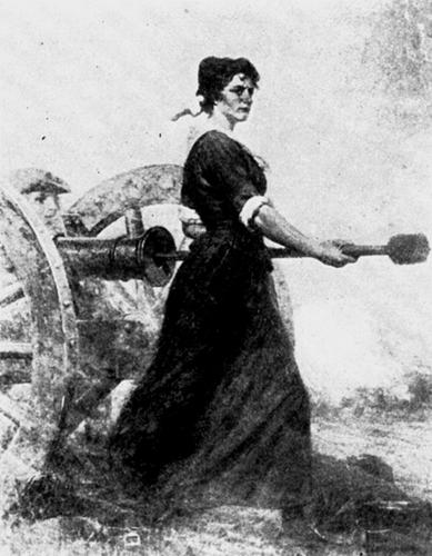 Historic American Women Timeline